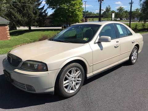2003 Lincoln LS for sale at Augusta Auto Sales in Waynesboro VA