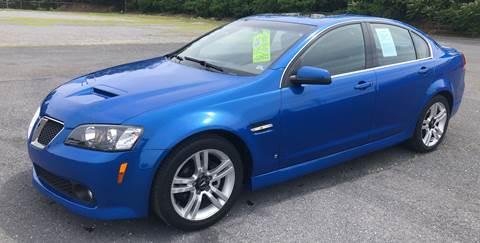 2009 Pontiac G8 for sale in Waynesboro, VA
