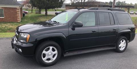 2006 Chevrolet TrailBlazer EXT for sale at Augusta Auto Sales in Waynesboro VA