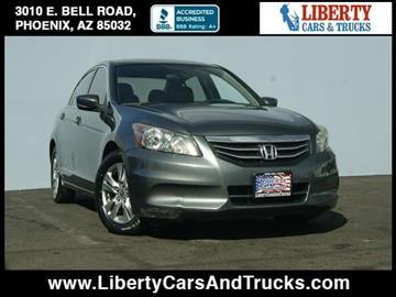 2011 Honda Accord for sale in Glendale, AZ
