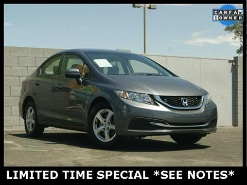 2014 Honda Civic for sale in Glendale, AZ