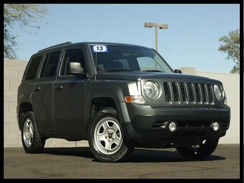 2013 Jeep Patriot for sale in Glendale, AZ