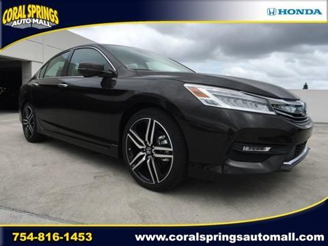 2017 Honda Accord for sale in Coral Springs, FL