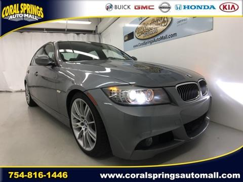 2011 BMW 3 Series for sale in Coral Springs, FL