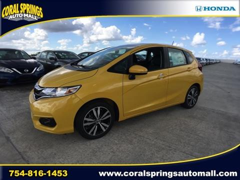 2018 Honda Fit for sale in Coral Springs, FL