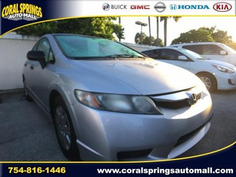 2010 Honda Civic for sale in Coral Springs, FL