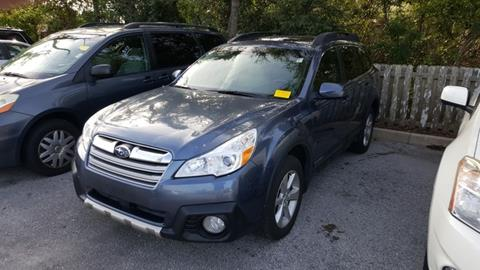 2014 Subaru Outback for sale in Saint Augustine, FL