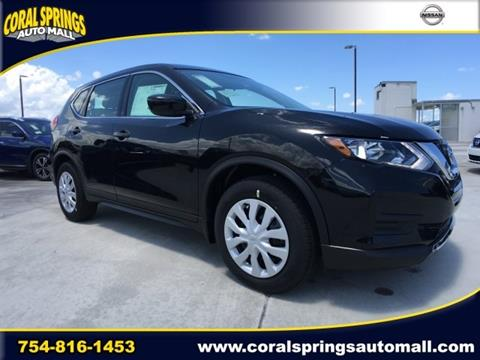 2017 Nissan Rogue for sale in Coral Springs, FL