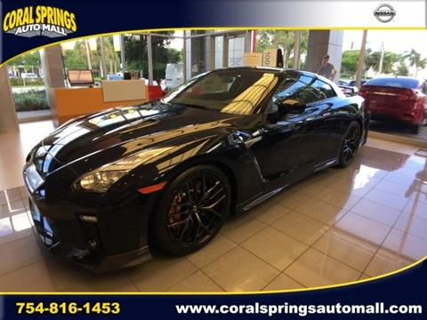 2017 Nissan GT-R for sale in Coral Springs FL