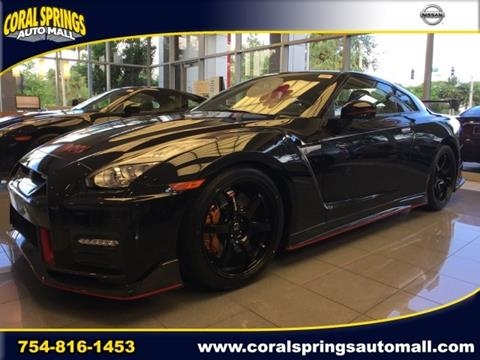 2017 Nissan GT-R for sale in Coral Springs, FL