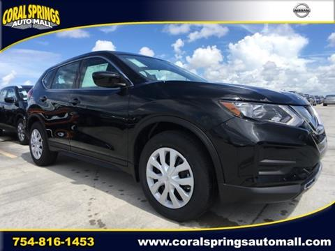2017 Nissan Rogue for sale in Coral Springs FL
