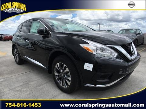 2017 Nissan Murano for sale in Coral Springs FL