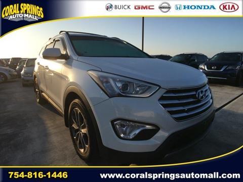 2016 Hyundai Santa Fe for sale in Coral Springs, FL