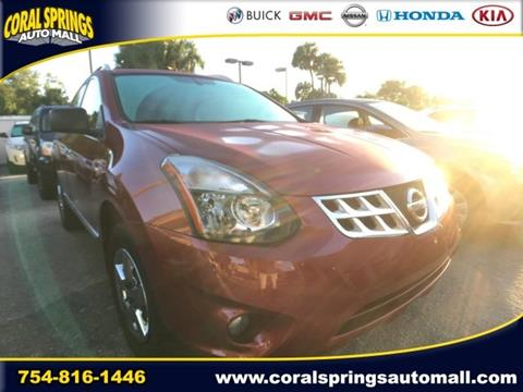 2014 Nissan Rogue Select for sale in Coral Springs FL