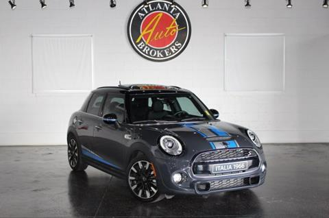 2016 MINI Hardtop 4 Door for sale in Marietta, GA
