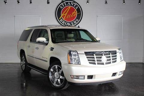 2010 Cadillac Escalade ESV for sale in Marietta, GA