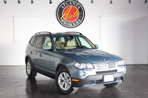 2009 BMW X3 for sale in Marietta, GA