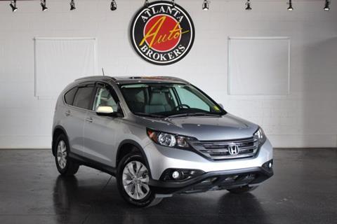 2014 Honda CR-V for sale in Marietta, GA