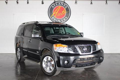 2009 Nissan Armada for sale in Marietta, GA