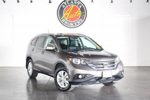 2013 Honda CR-V for sale in Marietta, GA