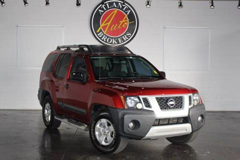 2011 Nissan Xterra for sale in Marietta, GA
