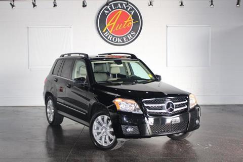 2012 Mercedes-Benz GLK for sale in Marietta, GA