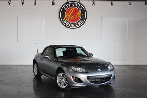 2012 Mazda MX-5 Miata for sale in Marietta, GA