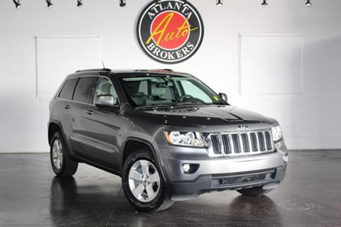 2013 Jeep Grand Cherokee for sale in Marietta, GA