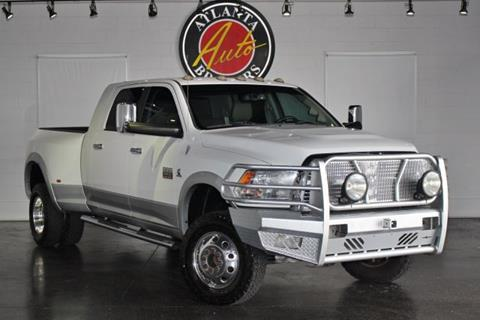 2012 RAM Ram Pickup 3500 for sale in Marietta, GA