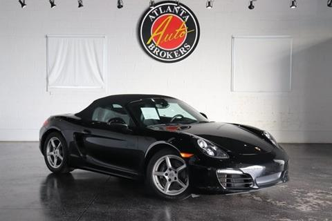 2015 Porsche Boxster for sale in Marietta, GA