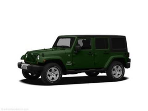 2011 Jeep Wrangler Unlimited for sale in Marietta, GA