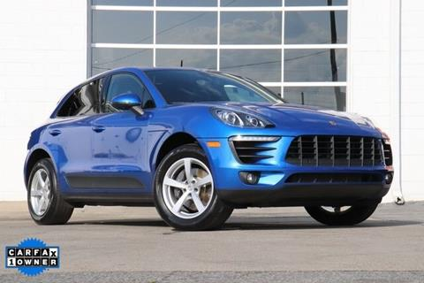 2017 Porsche Macan for sale in Marietta, GA