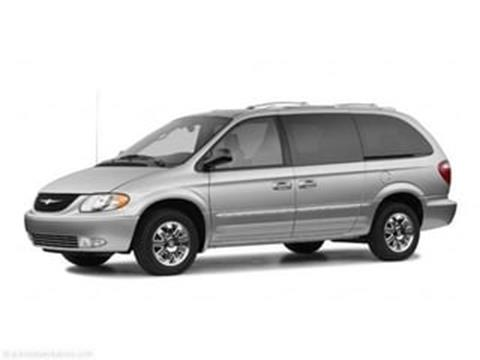 2004 Chrysler Town and Country for sale in Marietta, GA