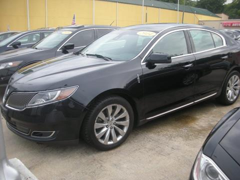 2013 Lincoln MKS for sale in Nashville, TN