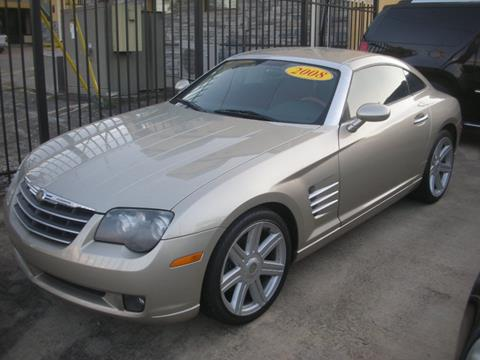 2008 chrysler crossfire for sale. Black Bedroom Furniture Sets. Home Design Ideas