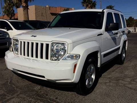 2011 Jeep Liberty for sale in Las Vegas, NV