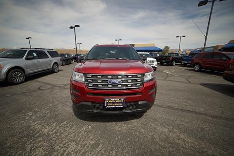2017 Ford Explorer for sale in Reno, NV
