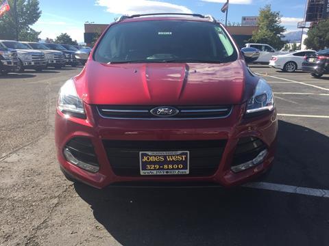 2014 Ford Escape for sale in Reno, NV