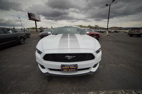 2017 Ford Mustang for sale in Reno, NV