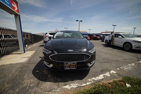 2017 Ford Fusion for sale in Reno, NV