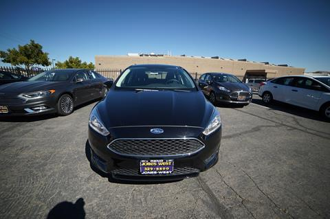2016 Ford Focus for sale in Reno, NV