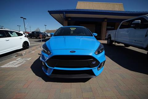 2017 Ford Focus for sale in Reno, NV