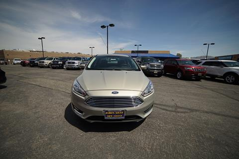 2015 Ford Focus for sale in Reno, NV