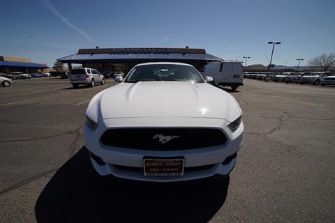 2016 Ford Mustang for sale in Reno, NV