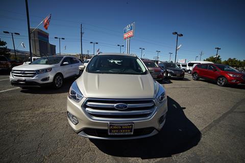 2017 Ford Escape for sale in Reno, NV