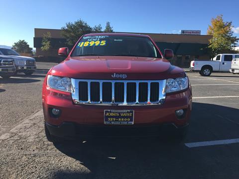 2011 Jeep Grand Cherokee for sale in Reno, NV