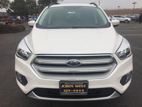 2018 Ford Escape for sale in Reno, NV