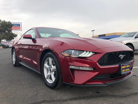 2019 Ford Mustang for sale in Reno, NV