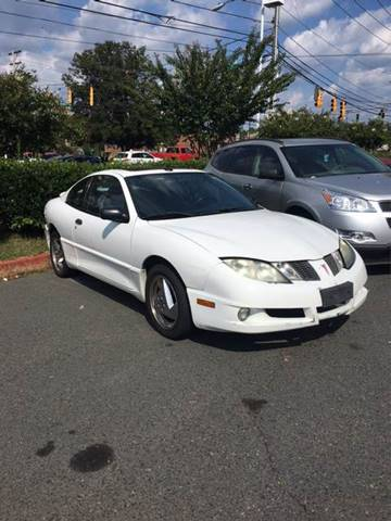 2004 Pontiac Sunfire for sale in Charlotte NC