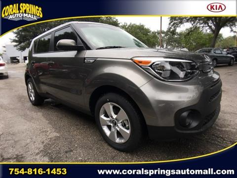 2017 Kia Soul for sale in Coral Springs FL
